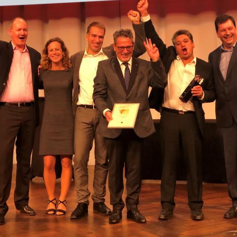 Grand Prix du Vin Suisse - Cave de l'année
