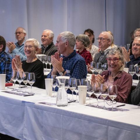 Séminaire, Salon des Vins Vaudois 2020