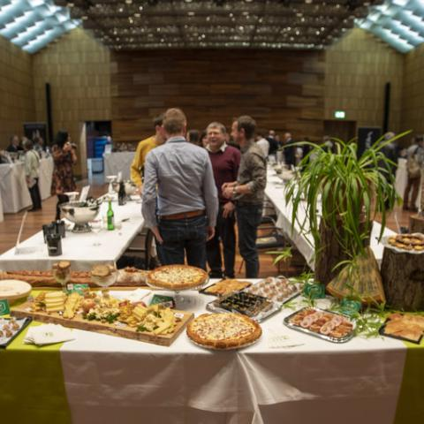 Salon des Vins Vaudois 2020, Terre Vaudoise